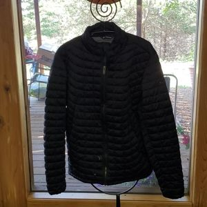 Ben Sherman Original Black Puffer Jacket